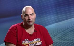 Šov je zapustil Aleš Hrvatin in nam povedal, kako se počuti človek, ki ima kar 223 kilogramov!