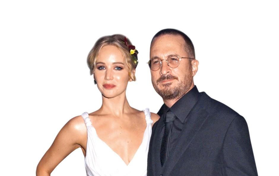 Darren Aronofsky in Jennifer Lawrence sta se razšla! (foto: Profimedia)