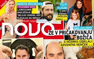 Aleš (The Biggest Loser Slovenija): V pričakovanju dojenčka! Več v novi Novi!