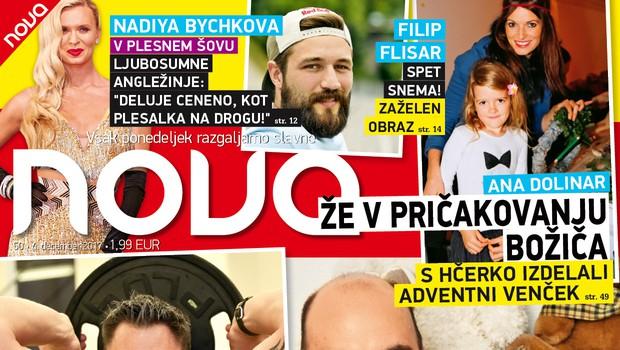 Aleš (The Biggest Loser Slovenija): V pričakovanju dojenčka! Več v novi Novi! (foto: Nova)