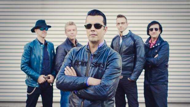 Rok'n'Band ob 20-letnici legendarne uspešnice – Jagode in čokolada (foto: Boštjan Tacol)