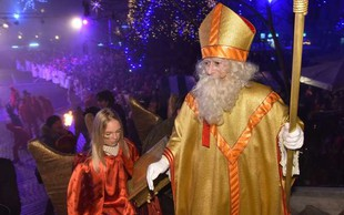 Otroci si bodo marsikje lahko Miklavža ogledali tudi v živo!