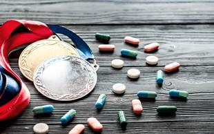Doping: Ali ga res jemljejo vse?