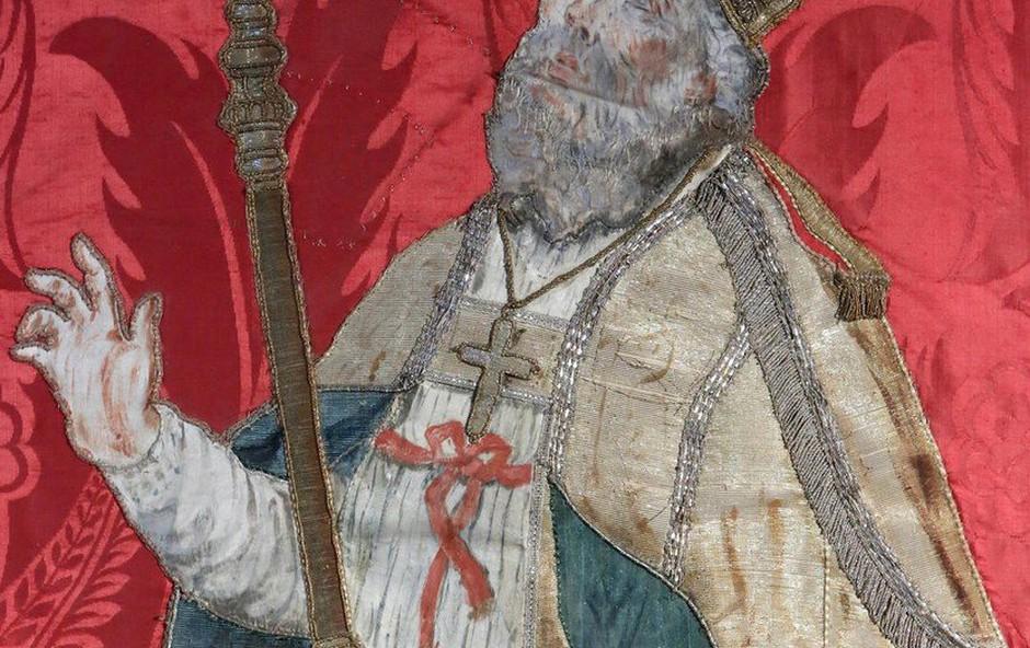 Znanstveniki iz Oxforda so sporočili, da so morda našli kosti sv. Nikolaja oz. Miklavža (foto: profimedia)