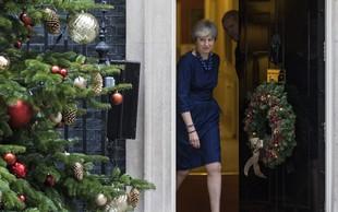 V Veliki Britaniji preprečili atentat na Mayevo