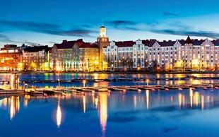 Helsinki - očarljivo obmorsko mesto