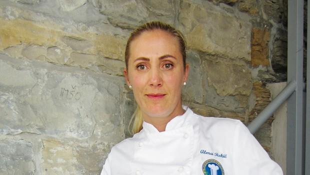 Alma Rekić obožuje kuharske kombinacije (foto: Alpe)