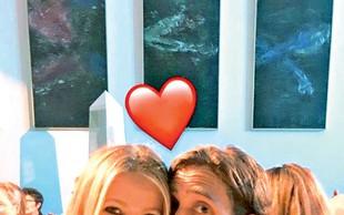 Gwyneth Paltrow je skrivala zaroko!