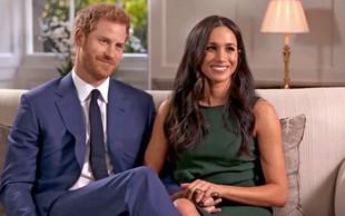 Za princa Harryja in Meghan je bila usodna Afrika, usodni DA pa bosta dahnila 19. maja!