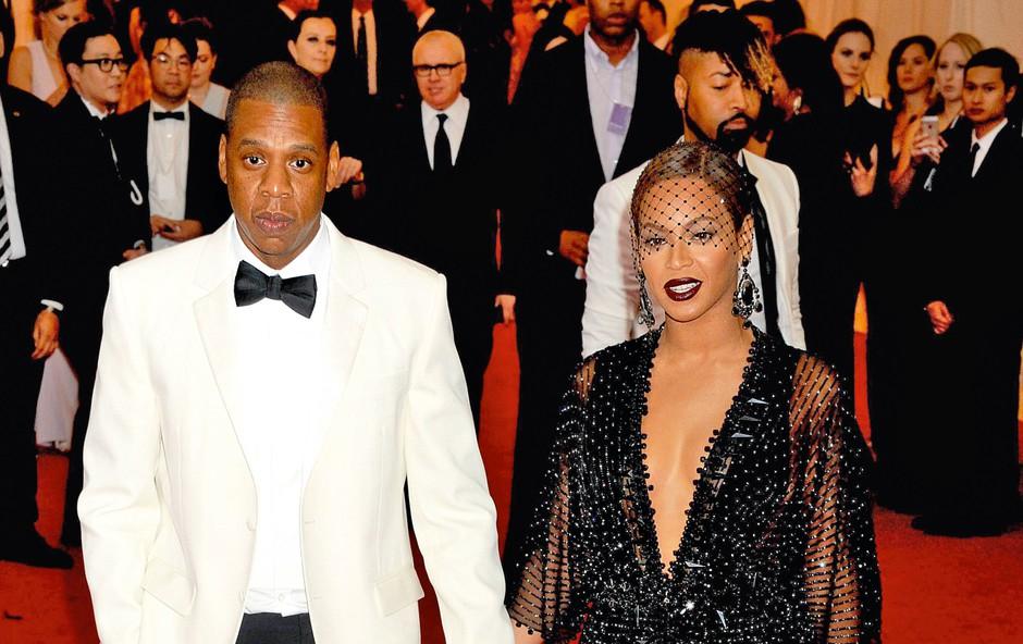Jay-Z & Beyonce: Ločitev preprečile terapije (foto: Profimedia)