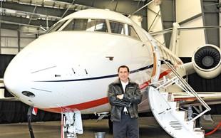 Zasebna letala: Nekateri zvezdniki jih imajo!