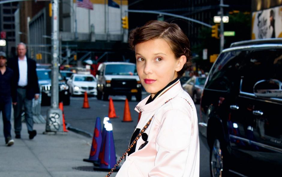 Millie Bobbie Brown, igralka: Pod pritiskom deluje bolje (foto: Profimedia)
