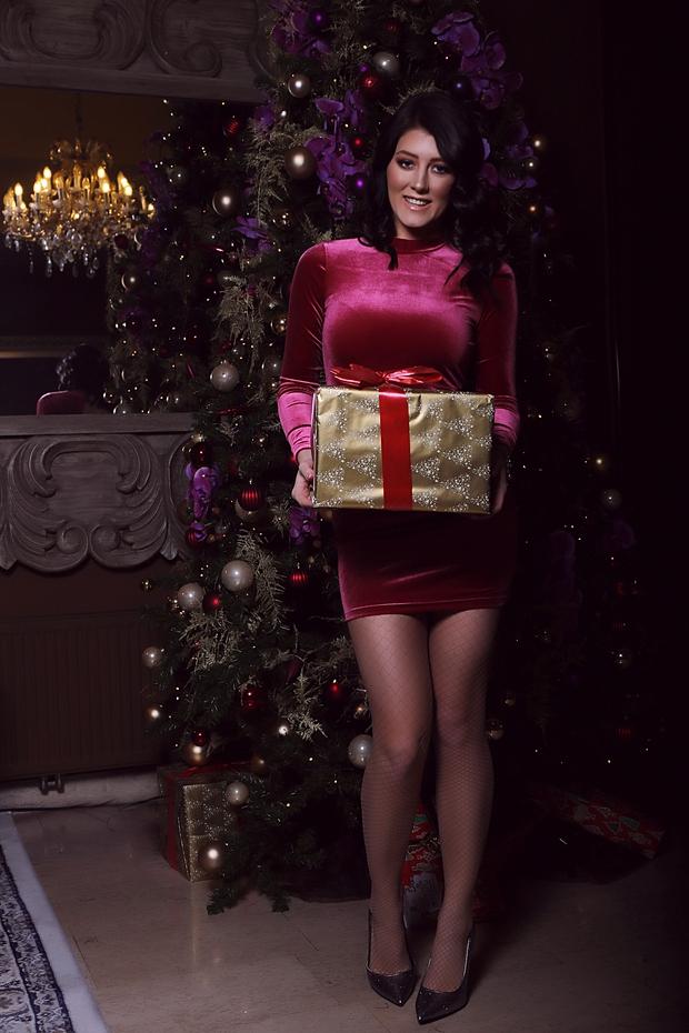 Nina Donelli bo praznike preživela na odru (foto: osebni arhiv)