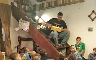 Boštjan Gorenc - Pižama: Njegova zgodba iz pravljične škatle