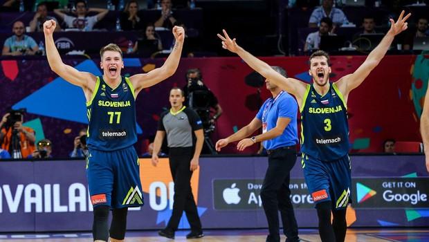 EuroBasket, Goran Dragić in Luka Dončić najbolj priljubljena iskanja na Googlu v Sloveniji! (foto: profimedia)