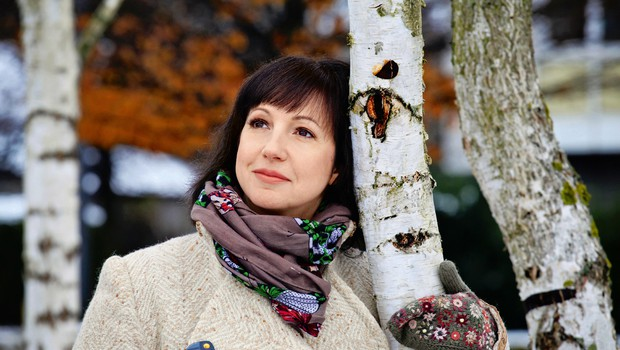 Jadranka Juras: Rada imam svoje življenje (foto: Aleksandra Saša Prelesnik)