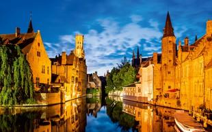 Mesto Brugge velja za belgijske Benetke