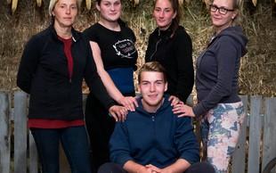 V finalnem tednu Kmetije se borijo le še Milena, Deja, Maja, Tamara in Mitja!
