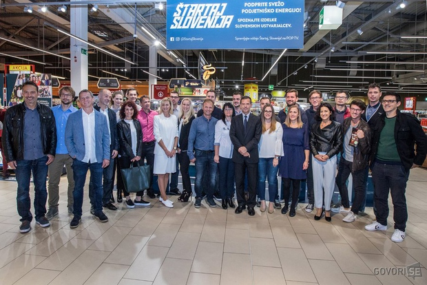 Štartaj Slovenija: Hit produkt 2017 je postala krema s polžjo slino Noela! (foto: Štartaj Slovenija)