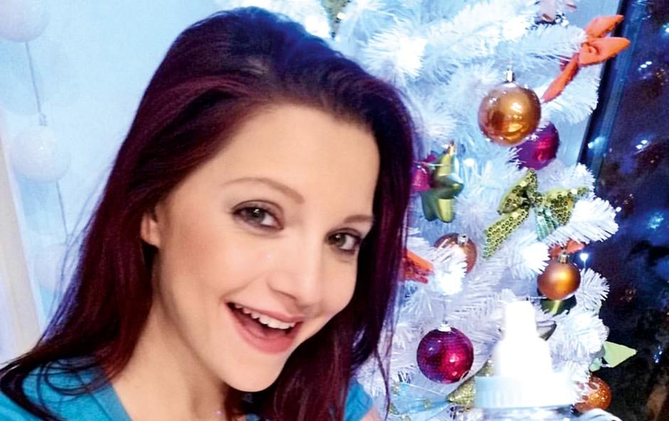 Tanja Žagar bo pet minut do polnoči presenetila oboževalce! (foto: instagram)