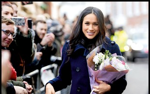 Že videli, kakšna vabila na poroko sta poslala princ Harry in Meghan Markle?