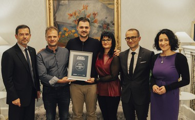 Štartaj Slovenija: Hit produkt 2017 je postala krema s polžjo slino Noela!