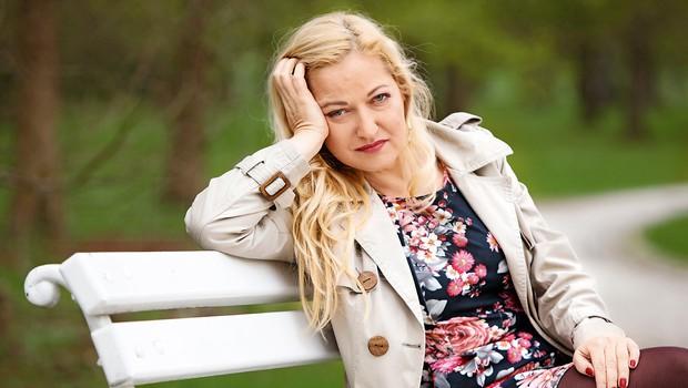 Barbara Pia Jenič - več kot 20 let življenja z gledališčem (foto: Helena Kermelj)