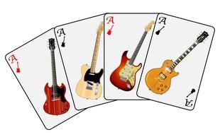 Humanitarni koncert Igraj na kitaro, ne na srečo!