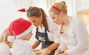 Nov Rebekin izziv - peka piškotov s Šajano!
