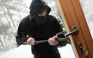 Policisti po seriji vlomov na Gorenjskem pozivajo k pazljivosti
