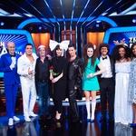 Luka Sešek je najboljši imitator četrte sezone šova Znan obraz ima svoj glas (foto: Pop Tv)