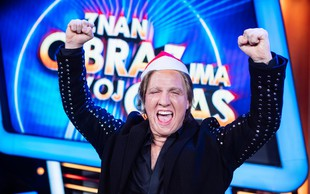 Luka Sešek je najboljši imitator četrte sezone šova Znan obraz ima svoj glas