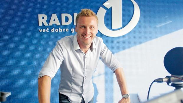 Denis Avdić odkrito o tem, da si nikoli ni želel delati v jutranjem programu, a zdaj ... (foto: Goran Antley)