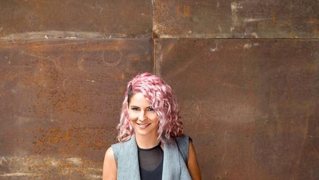 Lea Sirk je uživala v glasbenih  preobrazbah (foto: Osebni arhiv)