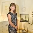 Denise Dame nosi nakit oblikovalke Uršule Rihtar