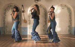 Zaključilo se je snemanje glasbene komedije Mamma Mia! Spet začenja se