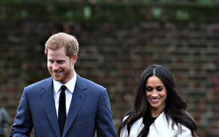 Čudovite zaročne fotografije princa Harryja in Meghan, ki jih še niste videli!