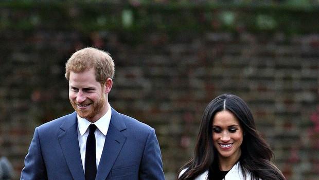 Čudovite zaročne fotografije princa Harryja in Meghan, ki jih še niste videli! (foto: profimedia)