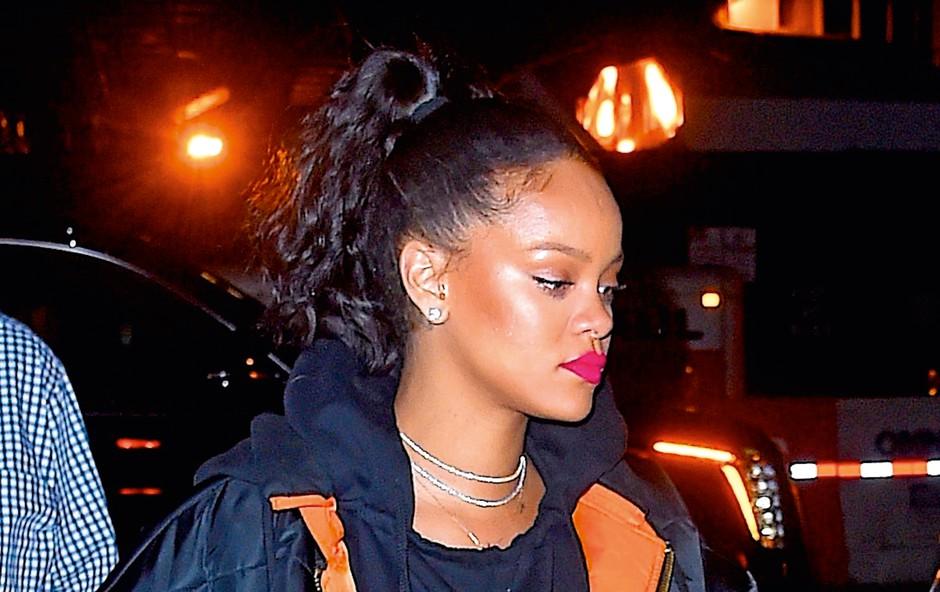 Je Rihanna res zaročena? (foto: Profimedia)