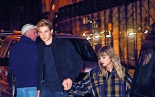 Taylor Swift pokazala svojega izbranca!