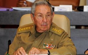 Kubanski predsednik Raul Castro naj bi se aprila upokojil