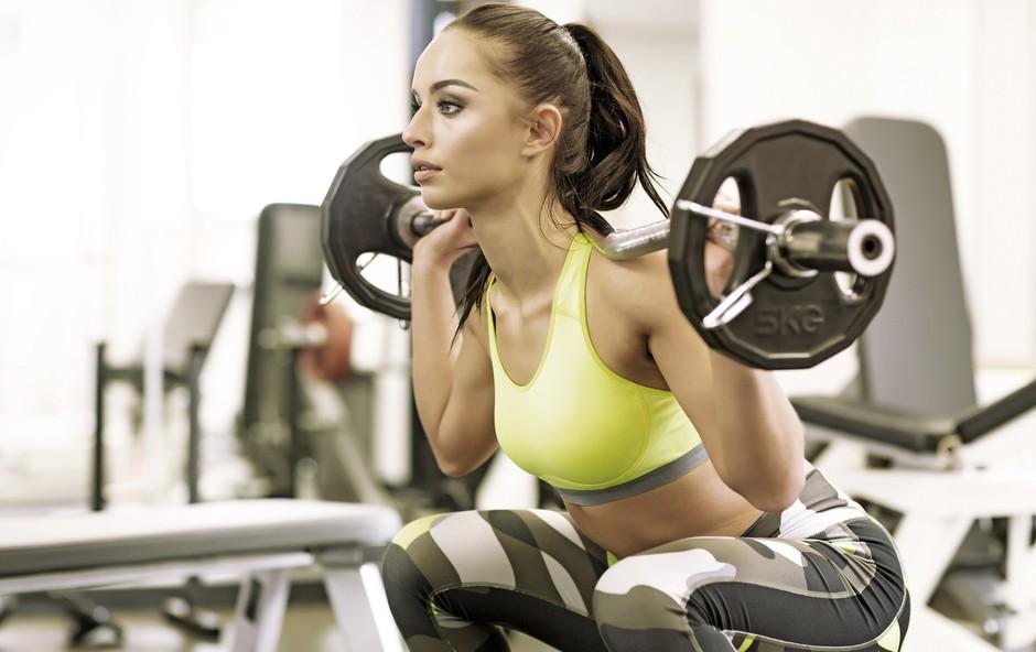Zakaj pozimi ne smemo pozabiti na telesno aktivnost? (foto: LifeClass Portorož)