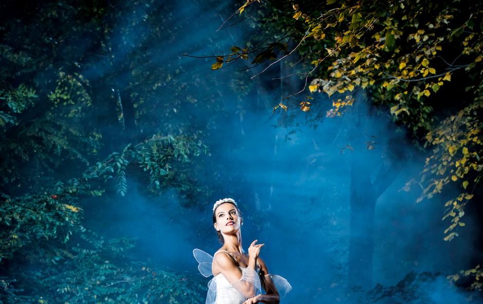 Baletna solistka Catarina de Meneses zaljubljena v Maribor (foto: Sng Maribor)