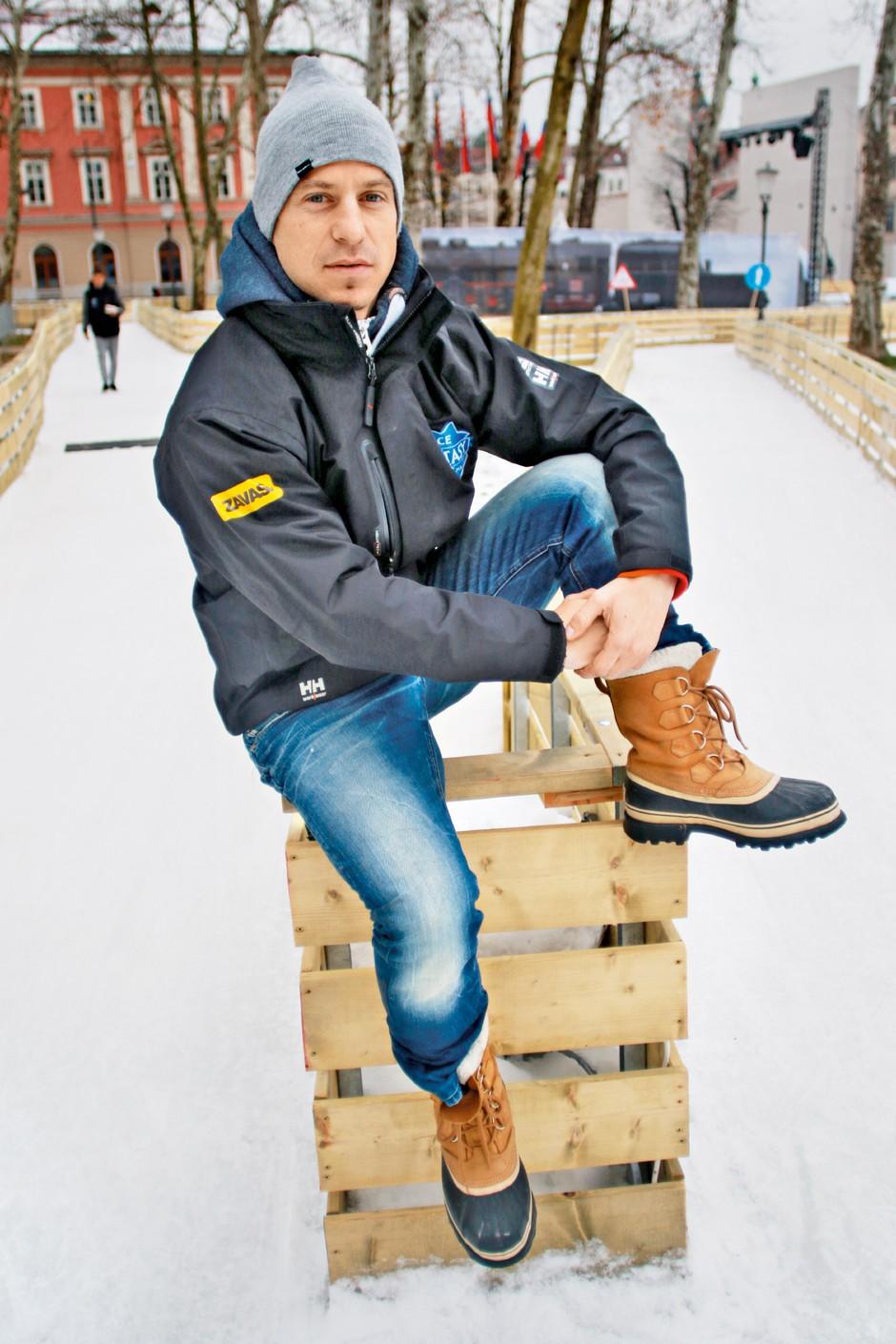 Rene Mlekuž: Kaj če bi enkrat za spremembo imeli radi tistega, ki nam gre najbolj na živce (foto: Goran Antley)
