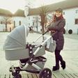 Tanja Žagar pokazala, kako je slavila prvi rojstni dan sina Karla