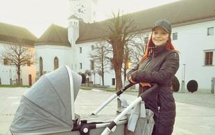 Tanja Žagar ne počiva: V novo leto zakorakala delovno