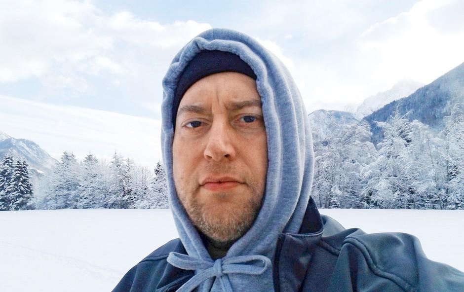 Henrik Lutz se je žrtvoval za Indiro! (foto: Osebni arhiv)