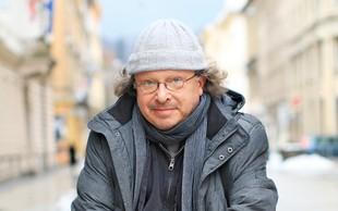 Jaša Jamnik: Življenje je prekratko, da bi delal eno stvar