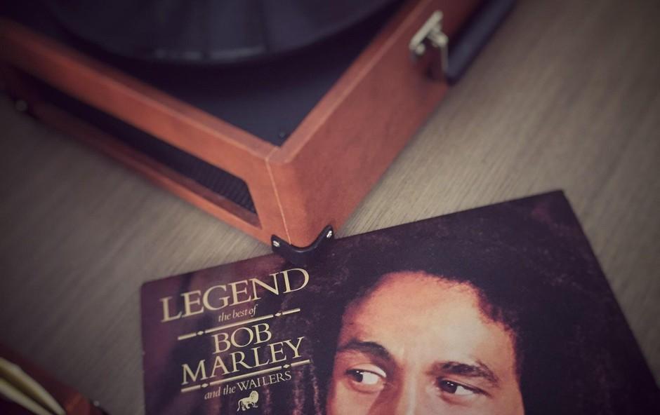 Album Legend Boba Marleyja rekordnih 500 tednov na ameriški lestvici (foto: profimedia)