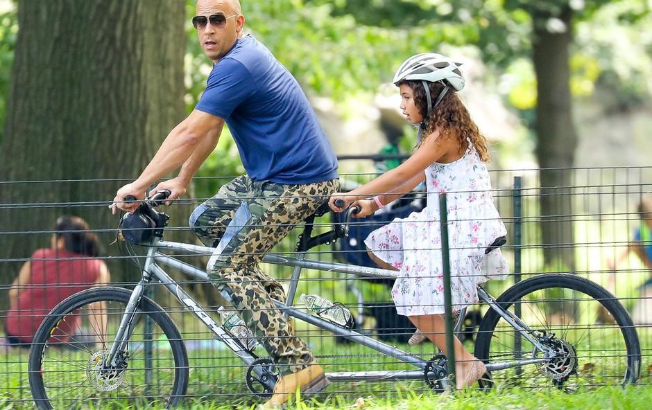Vin Diesel na vrhu lestvice najdonosnejših igralcev leta 2017 (foto: profimedia)